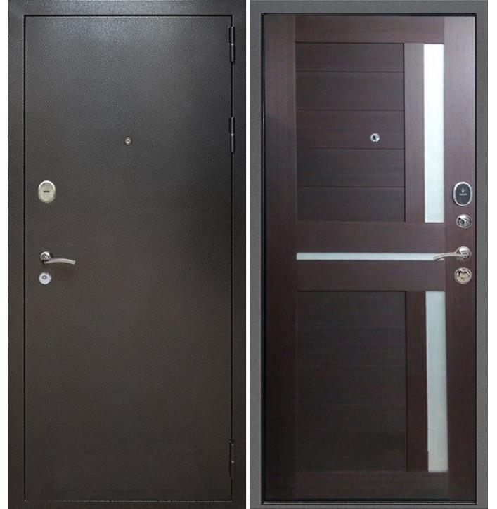 Стальная дверь Армада Титан СБ-18 (Венге)