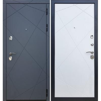 Стальная дверь Армада 13 (Силк сноу)