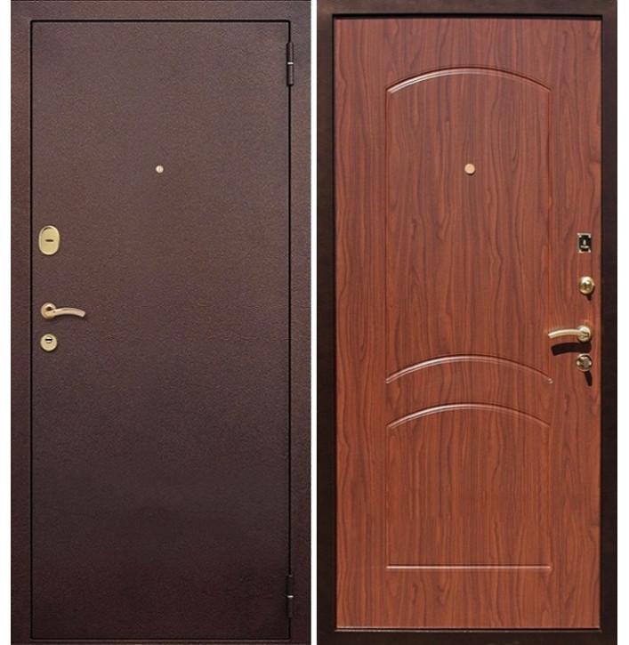 Стальная дверь Армада 1А (Орех)