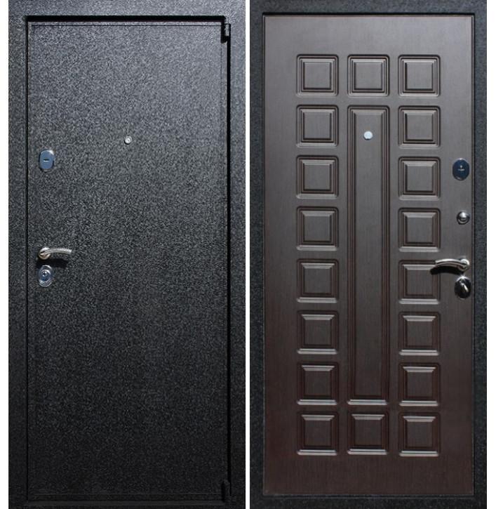 Стальная дверь Армада 3 (Венге)