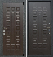 Стальная дверь Армада 4А Mottura (Венге)