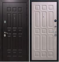 Стальная дверь Армада 8 (Беленый дуб)