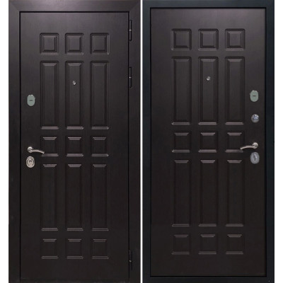 Стальная дверь Армада 8 (Венге)
