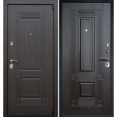 Стальная дверь Армада 9 Викинг (Венге)
