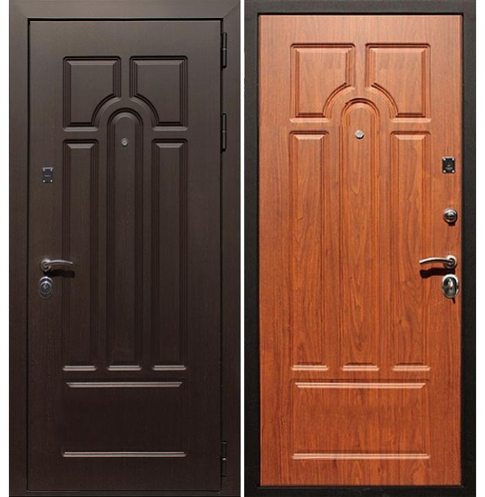 Стальная дверь Армада Эврика (Орех)