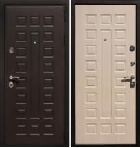 Стальная дверь Армада Премиум-3 (Беленый дуб)