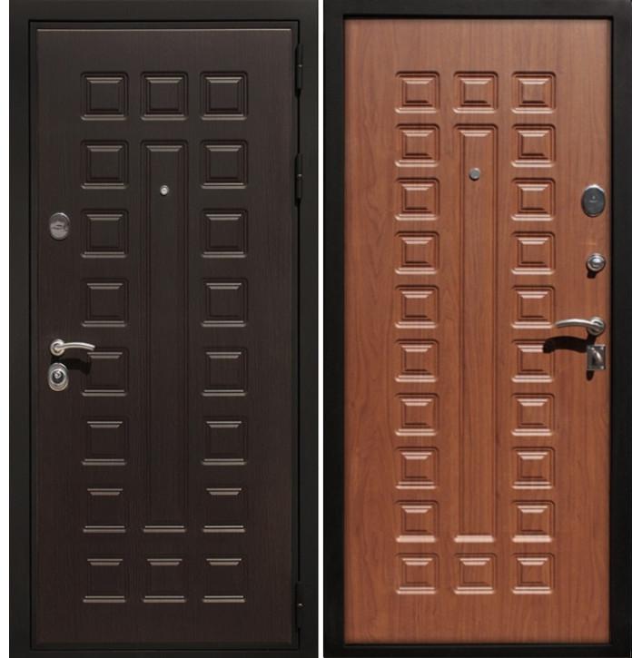 Стальная дверь Армада Премиум-3 (Орех)