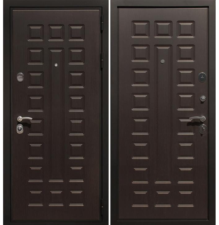 Стальная дверь Армада Премиум-3 (Венге)