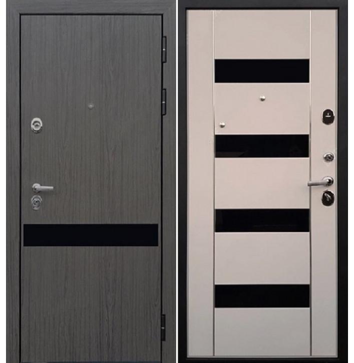 Стальная дверь Армада Премьер Z-1 (Беленый дуб)
