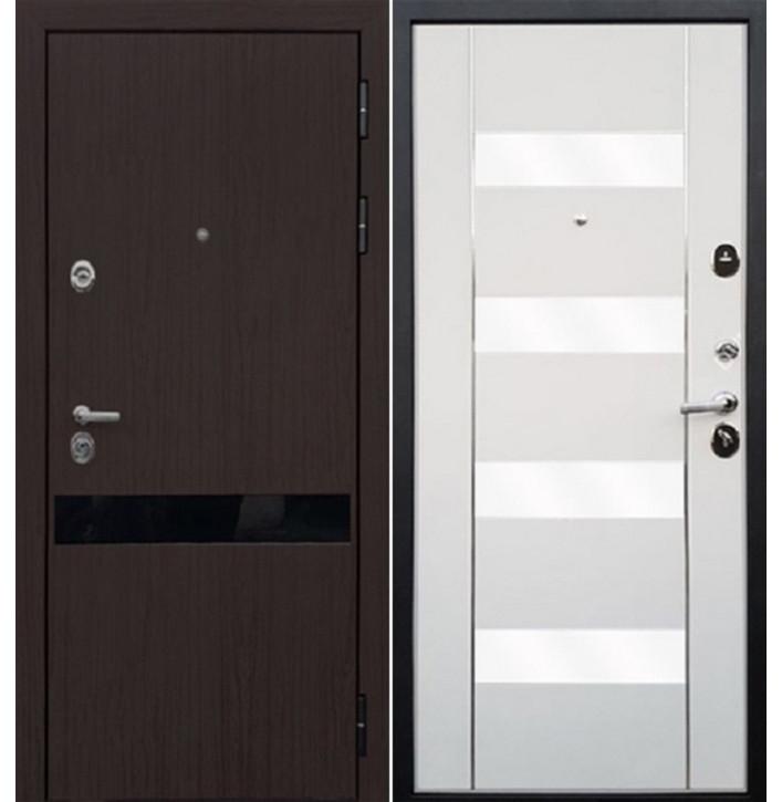 Стальная дверь Армада Премьер Z-2 (Белая / White)