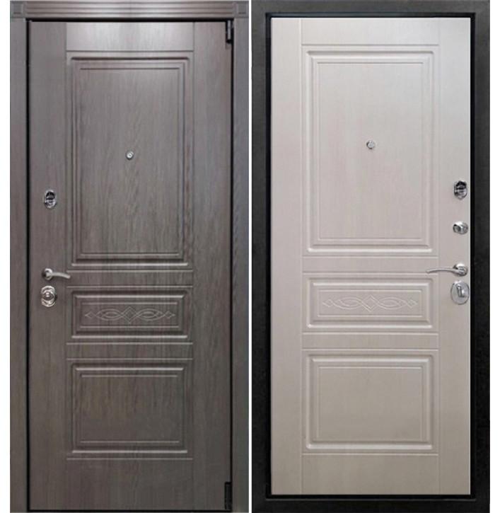 Стальная дверь Армада Премиум S (Лиственница беж)