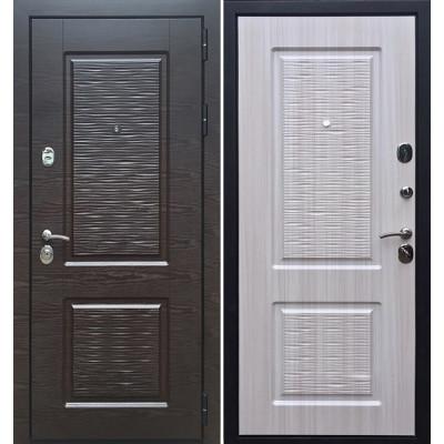 Стальная дверь Армада Лайн 2 (Сандал белый)
