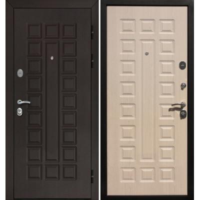 Стальная дверь Армада Сенатор (Беленый дуб)