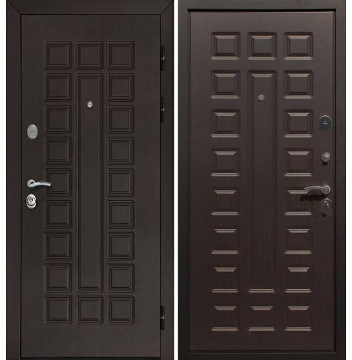 Стальная дверь Армада Сенатор (Венге)