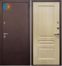 Уличная дверь с терморазрывом Армада Термо (Алмон 25)