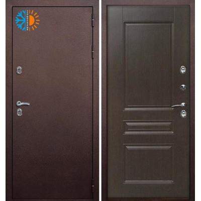 Уличная дверь с терморазрывом Армада Термо (Алмон 28)