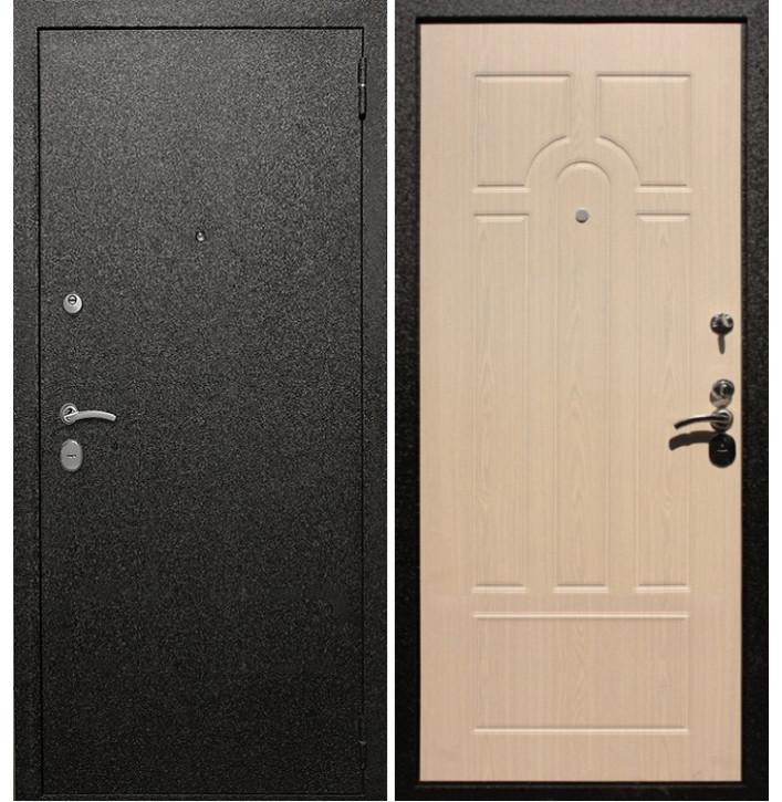 Стальная дверь Армада Верона 6 (Беленый дуб)