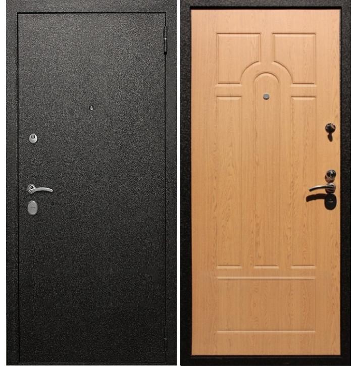 Стальная дверь Армада Верона 6 (Дуб натуральный)