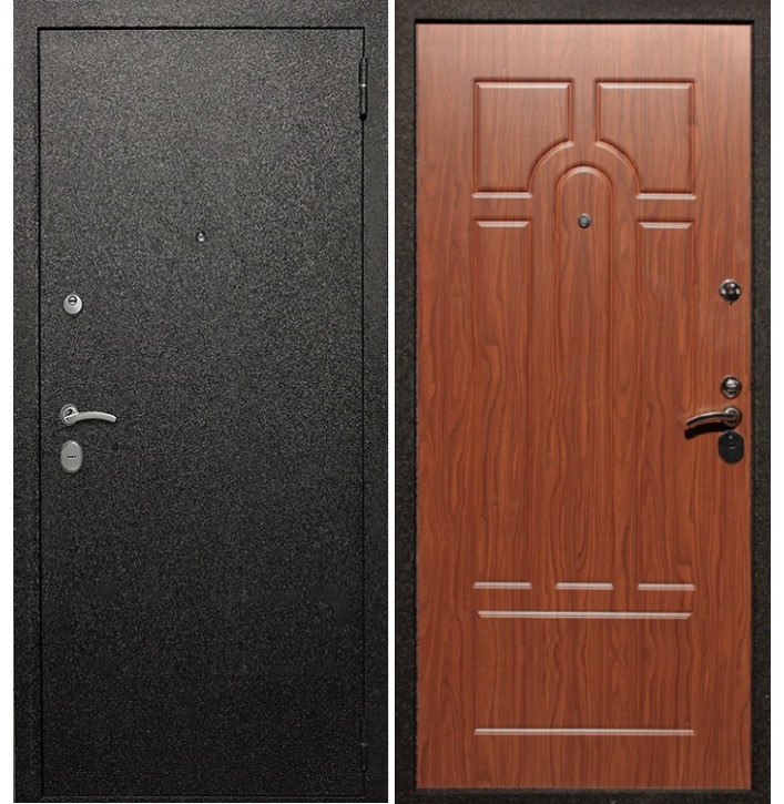 Стальная дверь Армада Верона 6 (Орех)