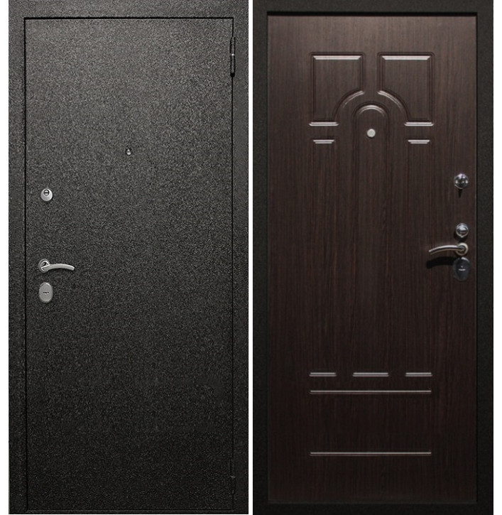 Стальная дверь Армада Верона 6 (Венге)