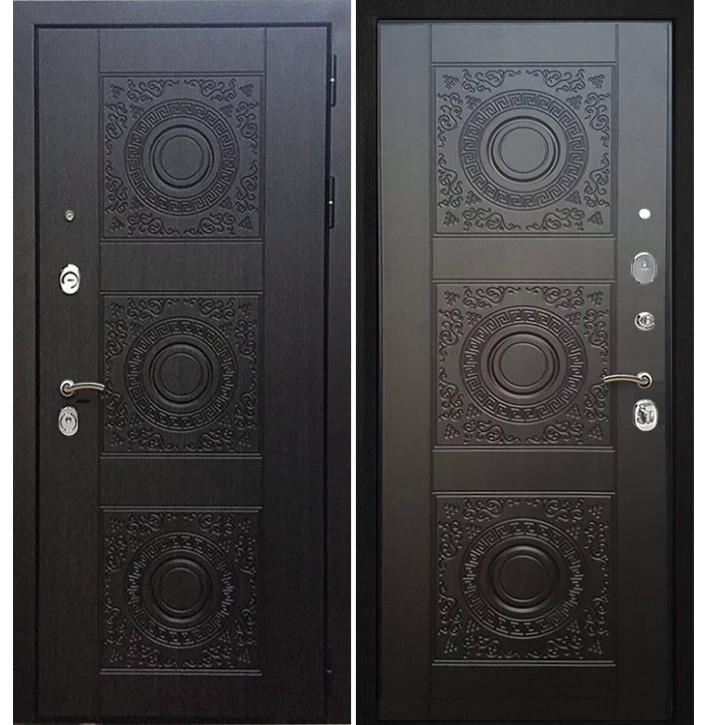 Стальная дверь Армада 10 Богема (Венге)