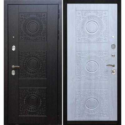 Стальная дверь Армада 10 Богема (Сосна белая)